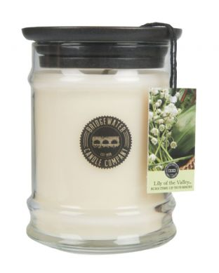 Lily of the Valley Small Jar Candle